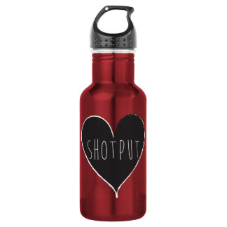 Track and Field Shot Put Waterbottle