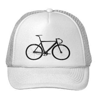 Track Bike Mesh Hat