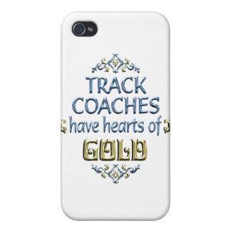 Track Coach Appreciation iPhone 4 Case