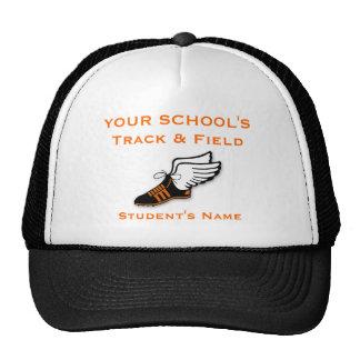 Track & Field customizable Trucker Hat