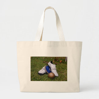 Track & Field Large Tote Bag