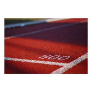 Track & Field Poster