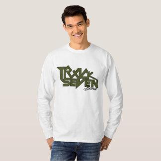 Track Seven Band Long Sleeve logo colour shirt