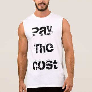 "Track Seven Band ""Pay The Cost"" T-Shirt"