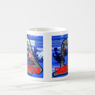 Trackday Veteran Coffee Mug
