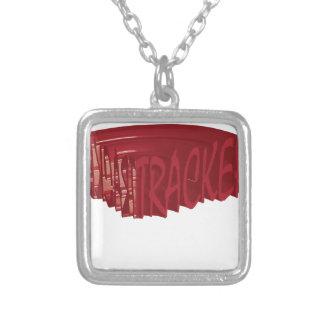 Tracker rock Rocker club Band Custom Necklace
