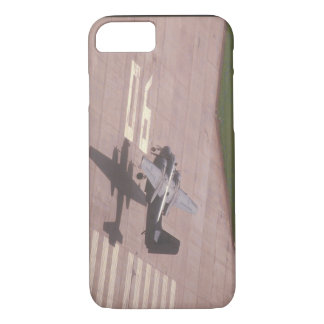 Tracker. (tracker;airplane_Military Aircraft iPhone 7 Case