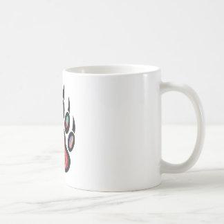 TRACKS OF GREATNESS COFFEE MUG