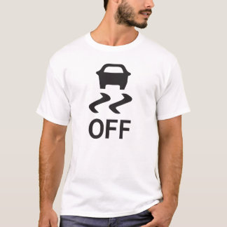 Traction Control - Manual T-Shirt