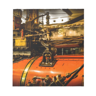 Traction Engine Notepad