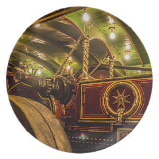 Traction Engine Plate