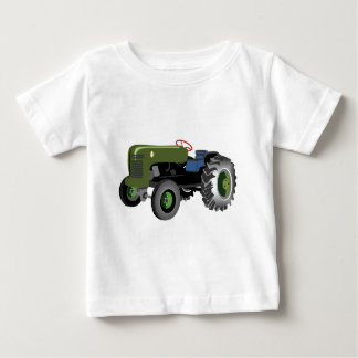 Tractor Baby T-Shirt