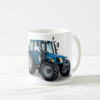 Tractor image for Classic White Mug