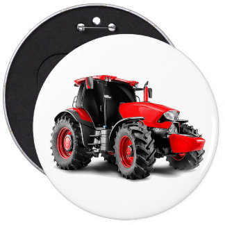 Tractor image for Colossal-Round-Badge 6 Inch Round Button