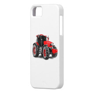Tractor image iPhone-SE-+-iPhone-5-5S-Barely-There iPhone 5 Covers