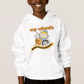 Tractor My Wheels Tshirts and Gifts