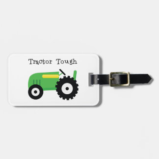 Tractor Tough Luggage Tag