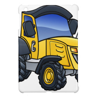 Tractor Vehicle Cartoon iPad Mini Cover