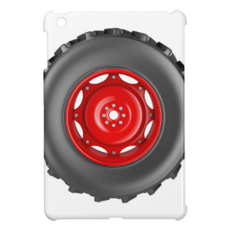 Tractor wheel iPad mini cases