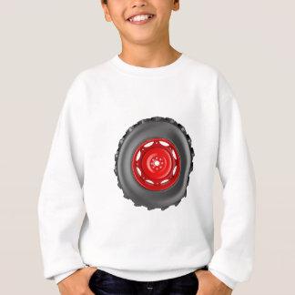 Tractor wheel sweatshirt