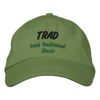 TRAD IrishTraditional Music Cap