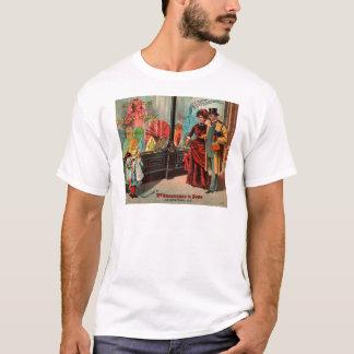 trade card William Broadhead & Sons dress goods