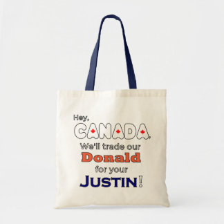 Trade Donald For Justin Tote
