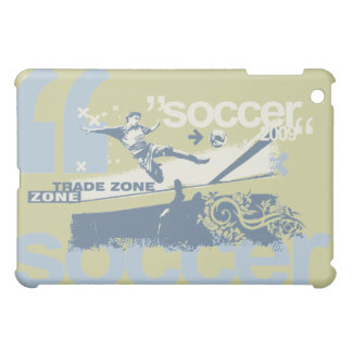 Trade Zone Soccer Olive  Case For The iPad Mini
