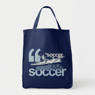 Trade Zone Soccer T-shirts and Gifts Tote Bag