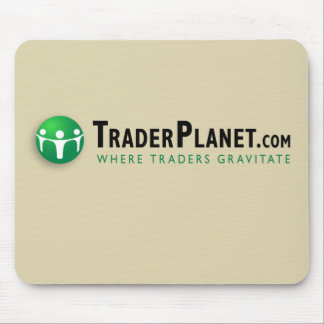 TraderPlanet.com Basic Mousepad