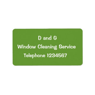 TRADES, WINDOW CLEANING