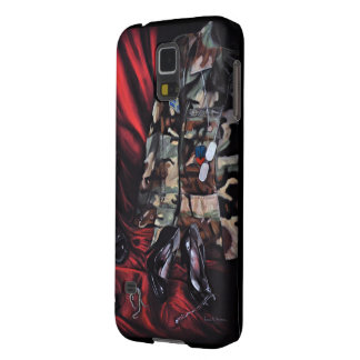 Trading Heels for Combat Boot Military Phone Case