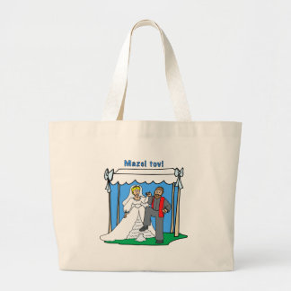 """Tradition!""     Large Tote Bag"