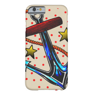 Traditional Anchor Tattoo - Iphone 6/6s Barely There iPhone 6 Case