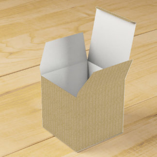 Traditional bamboo favor box