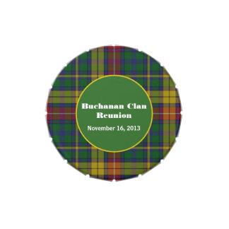 Traditional Buchanan Clan Custom Candy Tin