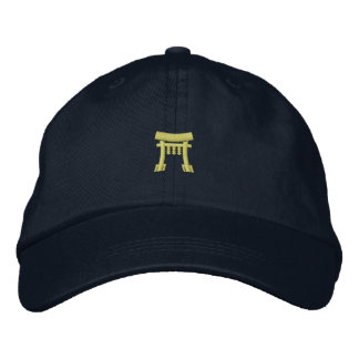 Traditional cap baseball Navy
