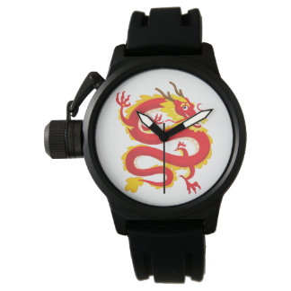 Traditional Chinese Dragon. Watch