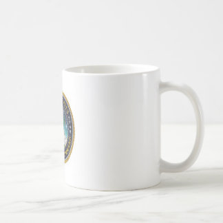Traditional cup classical cup strategic command classic white coffee mug