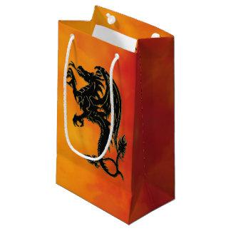 Traditional Dragon Small Gift Bag