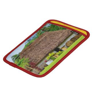Traditional Fijian Bure, Navala Village, Fiji iPad Mini Sleeves