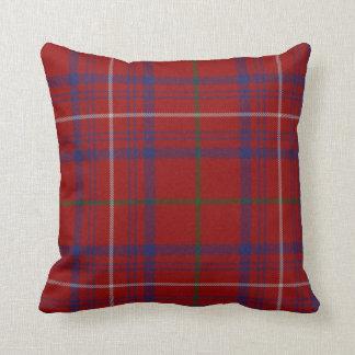 Traditional Hamilton Tartan Plaid Pillow