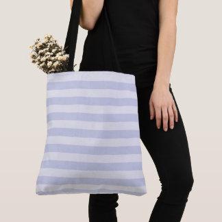 Traditional-Lavender--Estate-Stripes-M-L Tote Bag