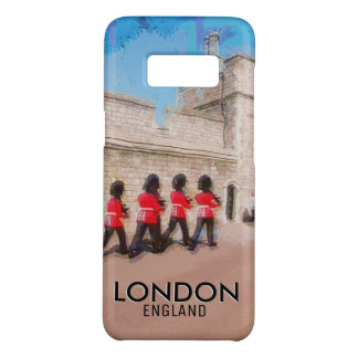 Traditional London Case-Mate Samsung Galaxy S8 Case