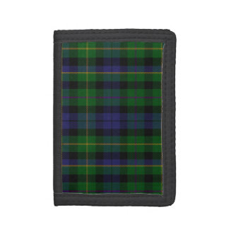 Traditional Macbride Tartan Plaid Wallet