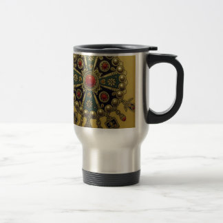 Traditional North African Jewellery Travel Mug
