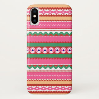 Traditional pattern case