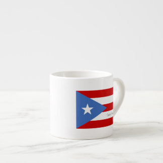 Traditional Puerto Rican Flag