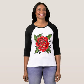 Traditional Rose T-Shirt