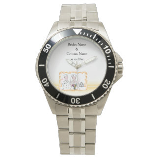 Traditional Scottish and Celtic Wedding Theme Watches